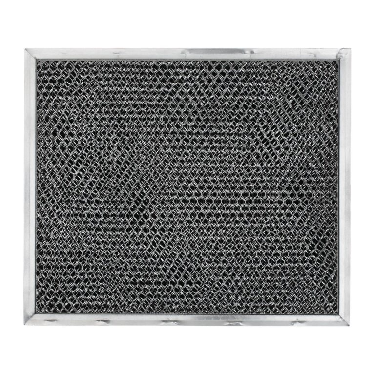 GE WB02X8406 Aluminum/Carbon Grease & Odor Microwave Filter Replacement