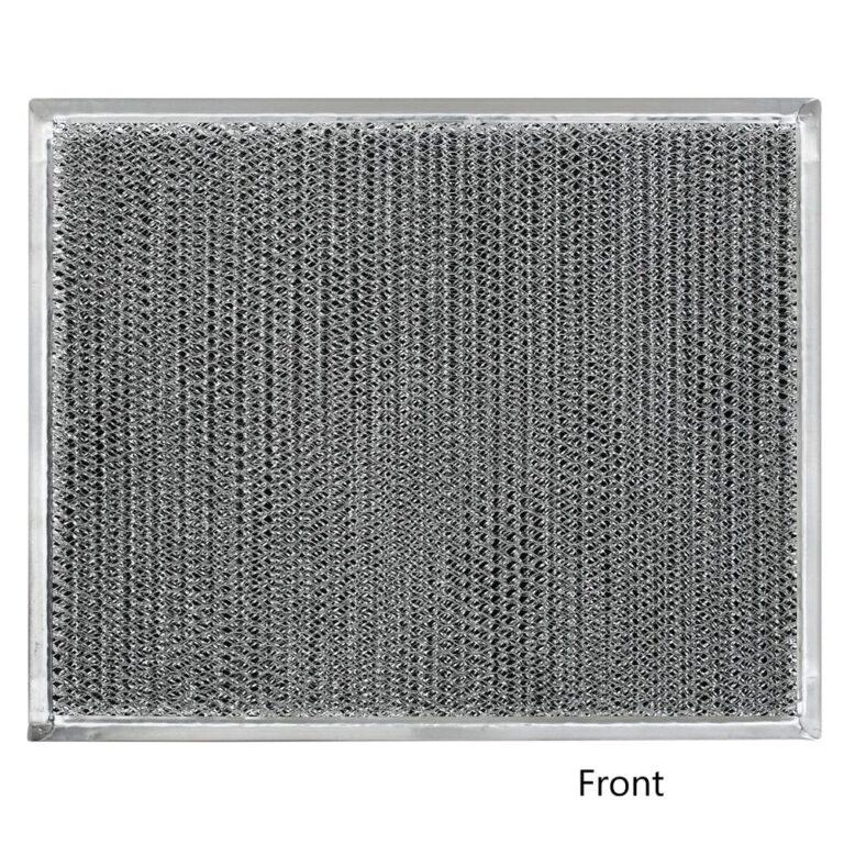 GE WB02X10707 Aluminum Grease Range Hood Filter Replacement