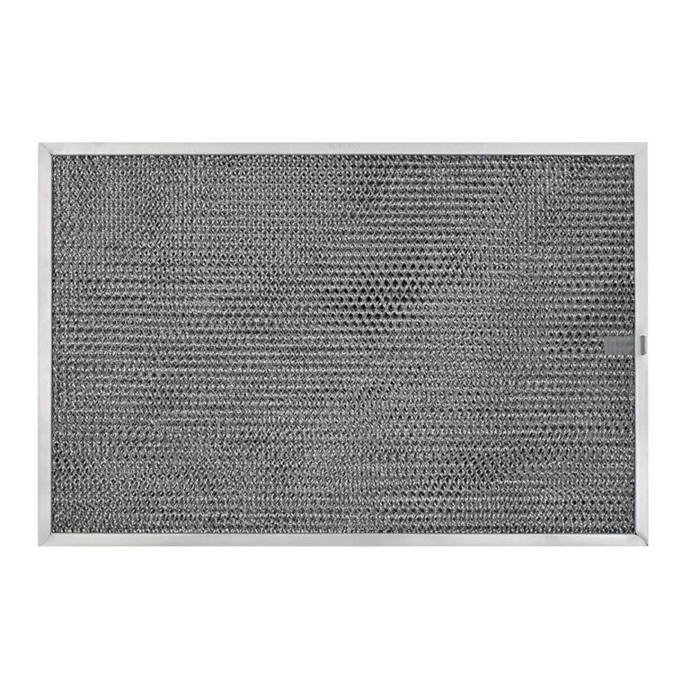 GE WB02X9761 Aluminum/Carbon Grease & Odor Range Hood Filter Replacement