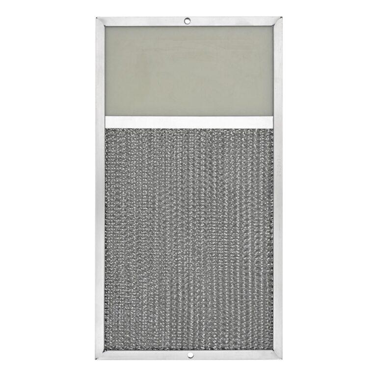 Rangaire 6100027 Aluminum Grease Range Hood Filter Replacement Fits Rangaire Models 210, 220, PM22-140, PM25-140, 90026WH, PM25-100