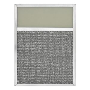 Broan S99010241 Aluminum Grease Range Hood Filter Replacement