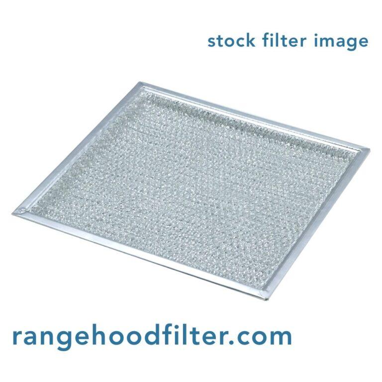 RBF1004 Aluminum Grease Filter | Basket Shape 1-1/2″