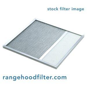 Gaffers Sattler 10-2118 Aluminum Grease Range Hood Filter Replacement