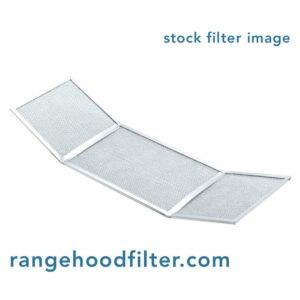 Thermador 19-19-266 Aluminum Grease Range Hood Filter Replacement