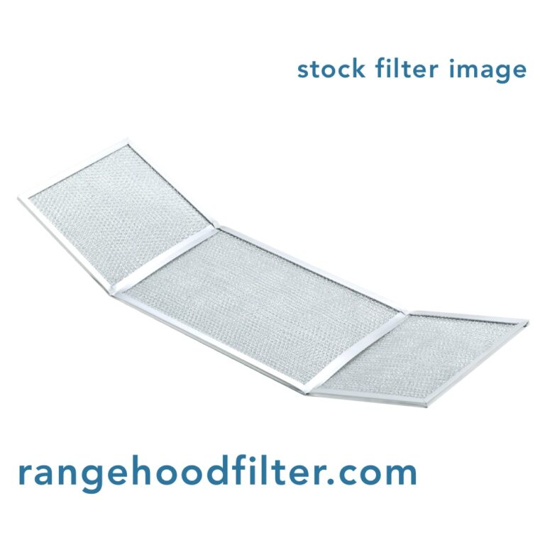 RWF0901 Aluminum Grease Filter for Ducted Range Hood| Wing 8″
